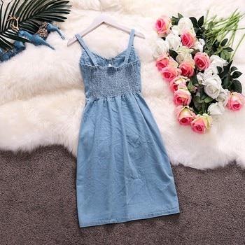 Women's Strap Sleeveless Dress  2