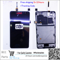 TOP quality original guarantee  For Lenovo S898t S898 LCD display+Touch screen Panel Digitizer with frame&in stock!