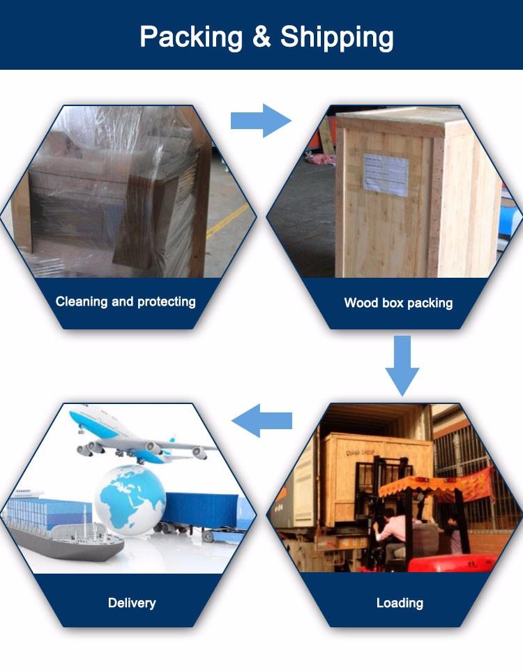 Packsging & Shipping