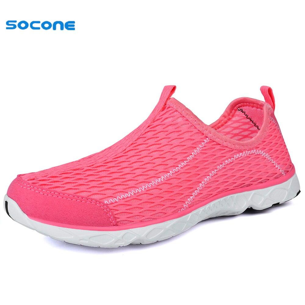 SOCONE New Simple Sport Women Sneakers Summer Spring ...