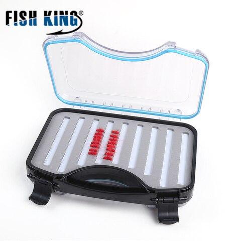 peixe rei 1 pc fly fishing lure