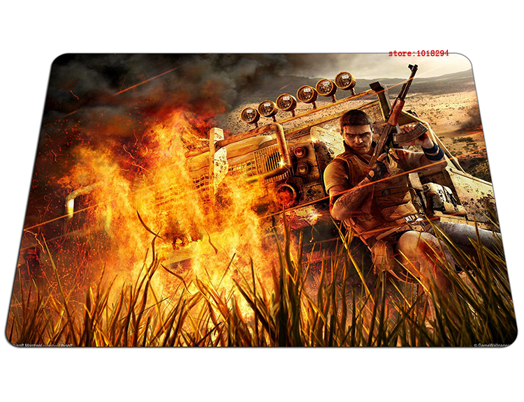 far cry mouse pad HD pattern gaming mousepad Fashion gamer mouse mat pad game computer desk padmouse keyboard large play mats