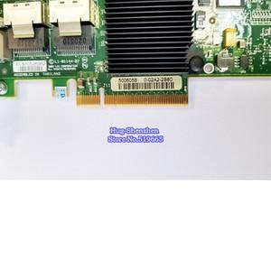 Image 3 - For LSI MegaRAID SAS 8708EM2 8 port PCI E Array Card supports RAID0 1BATTERY