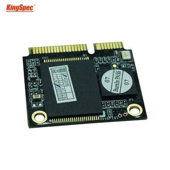 ACSC2M128mSH Kingspec mini pcie medio mSATA SSD 128GB módulo ssd disco duro de estado sólido para Notebook Tablet PC de alta calidad