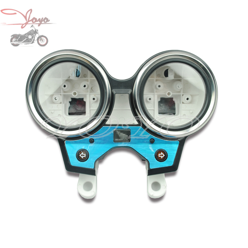 Free Shipping Motorcycle Gauges Cluster Speedometer Cover For CB400 VTEC 2002-2008 free shipping motorcycle accessories modified for honda cb400 1992 1998 vtec 99 07 new high water pump assembly