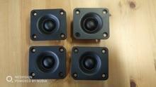 2 пары 4 шт. vifa thyphany 3/4 дюйма ткани 20 мм купольный твитер 4Ohm 30 Вт, спикер HiFi твитер автомобиль аудио