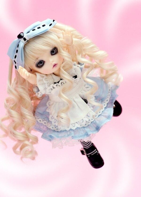stenzhorn(stenzhorn) bjd sd 1/8 pukiFee Luna Basic doll Free Shipping stenzhorn stenzhorn stenzhorn stenzhorn bjd sd dolls sell spot free eyes
