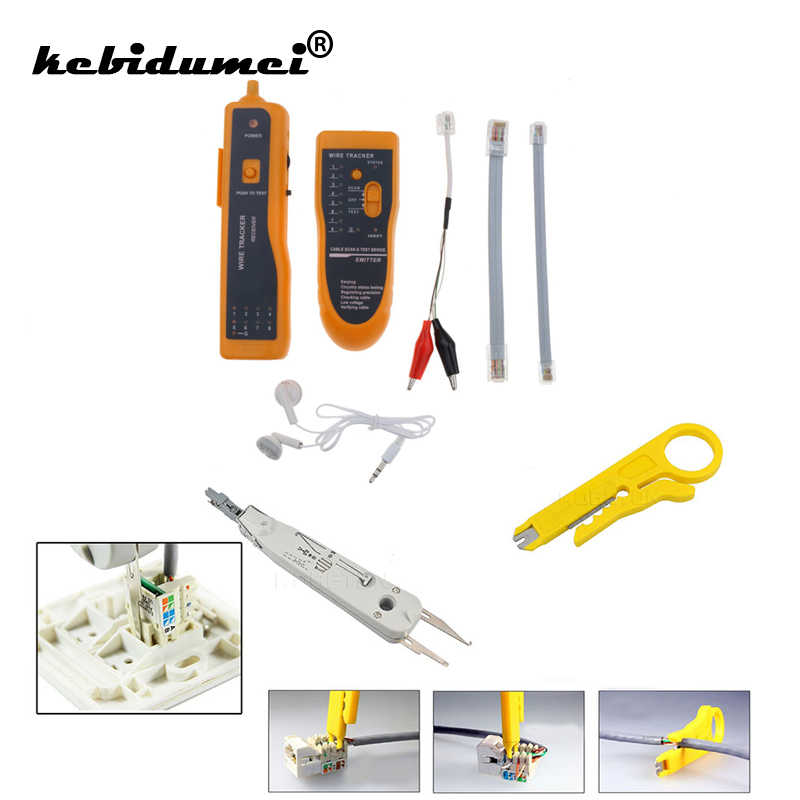Phenomenal Detail Feedback Questions About Kebidumei Newest Rj11 Rj45 Cat5 Cat6 Wiring 101 Cominwise Assnl