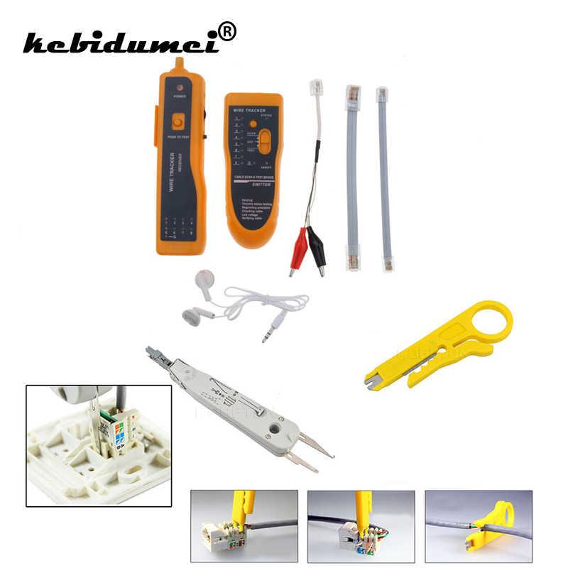 Miraculous Detail Feedback Questions About Kebidumei Newest Rj11 Rj45 Cat5 Cat6 Wiring Digital Resources Dylitashwinbiharinl