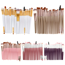 20pcs Makeup Brushes Set Eyeshadow Blending Brush Powder Foundation Face Eyebrow Lip Eyeliner Brush Cosmetic Tools makeup set pincel maquiagem cosmetics maquillaje eyeshadow eyebbrow eyeliner blending lip powder foundation cosmetic brushes