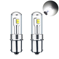 YIJINSHENG 2x1156 1157 CREE Chip XBD LED Bulb Reverse Lights 40W Epistar Chip BA15S Back Up