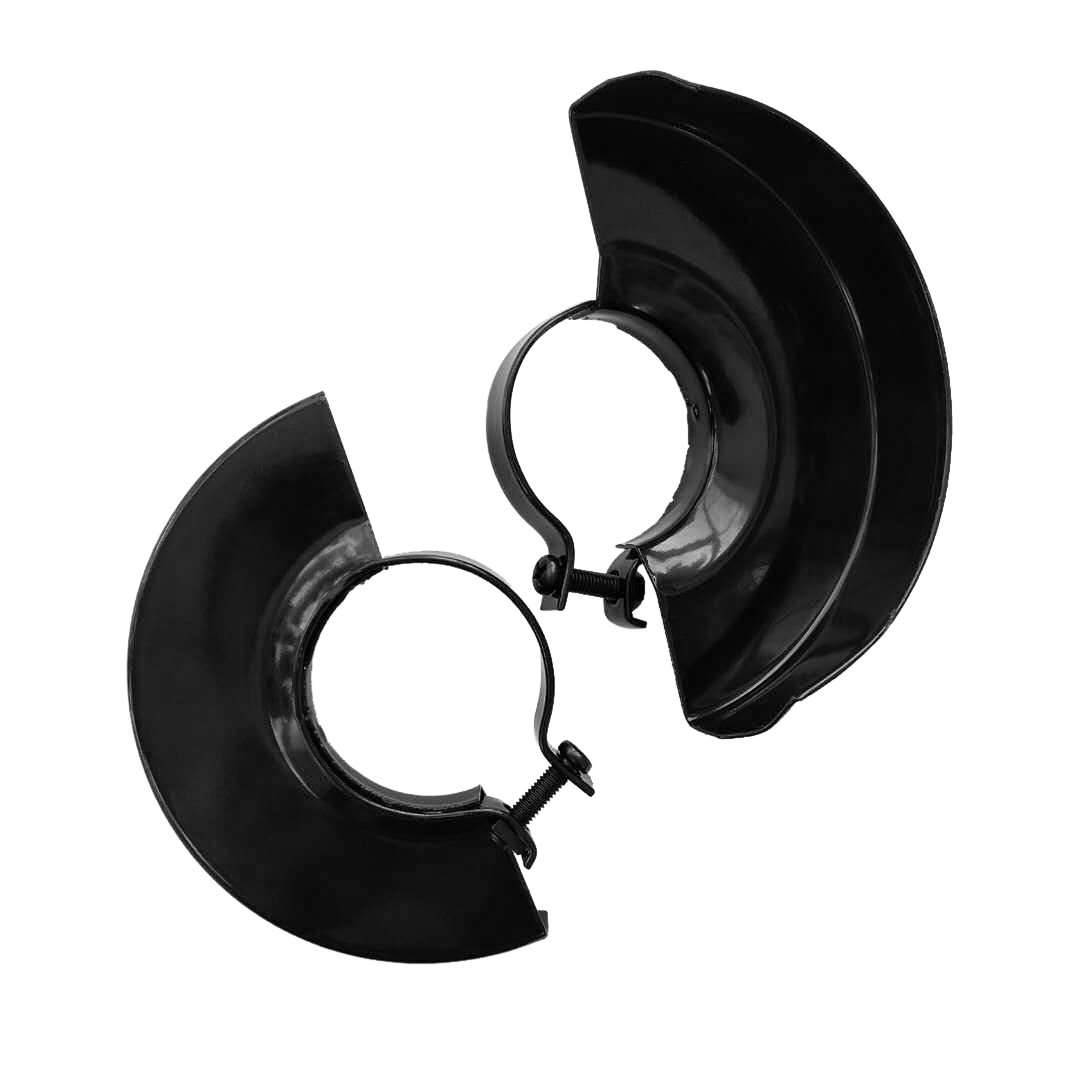 Black Cutting Machine Base Metal Wheel Guard Safety Protector Cover For Angle Grinder
