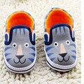 2016 Novo Bebê Da Menina Do Menino Crianças Sapatos Crianças Sapatos Casuais Botas Recém-nascidos da caixa Inferior Macio Primeiros Caminhantes