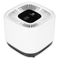 Portable Air Purifier / Cleaner Desktop Anion Sterilization Remove Cigarette Smoke Odor Smell Bacteria