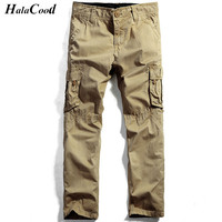 HALACOOD 2017 Best Quality Men S Pants Mr Cargo Casual Pants Combat Army Active Military Work