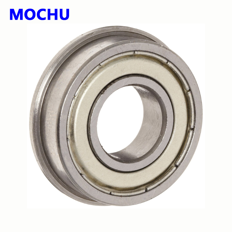 5 PCS Flange Metal Double Shielded Ball Bearing F685zz 5x11x5 mm