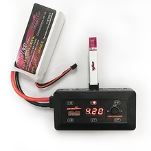 ULTRAPOWER UP-S6 15V 6x1A 6x4.35W LED RC Balance Charger for