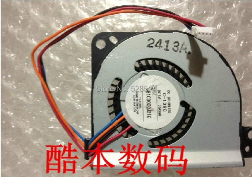 ФОТО Wholesale Original FOR Toshiba Z830-T06S Z830-C18S Z830-K16S Z830-K01S Z830-K02S Z830 fan P/N:G61C0000J210