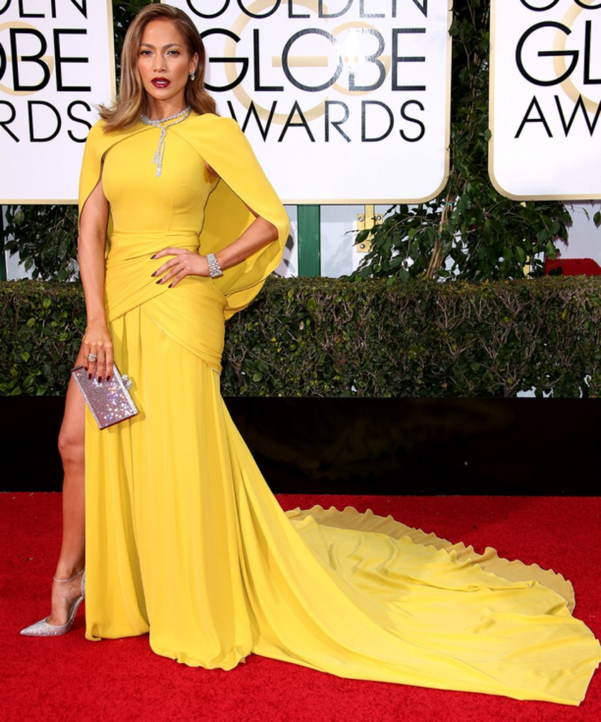 Best yellow dress.
