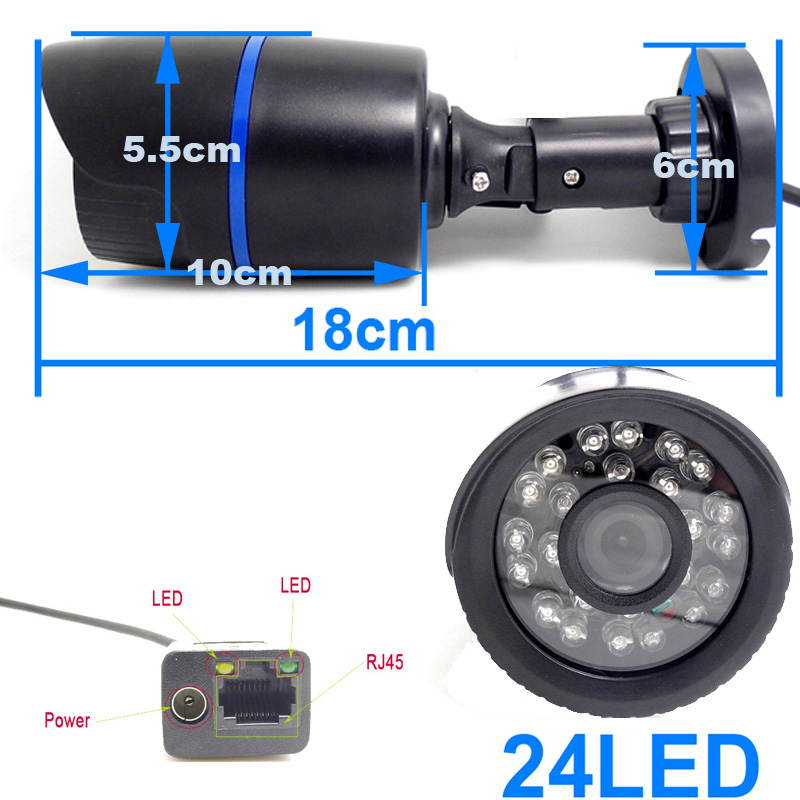 JIENU 720P HD Мини IP-камера - Безопасность и защита - Фотография 6