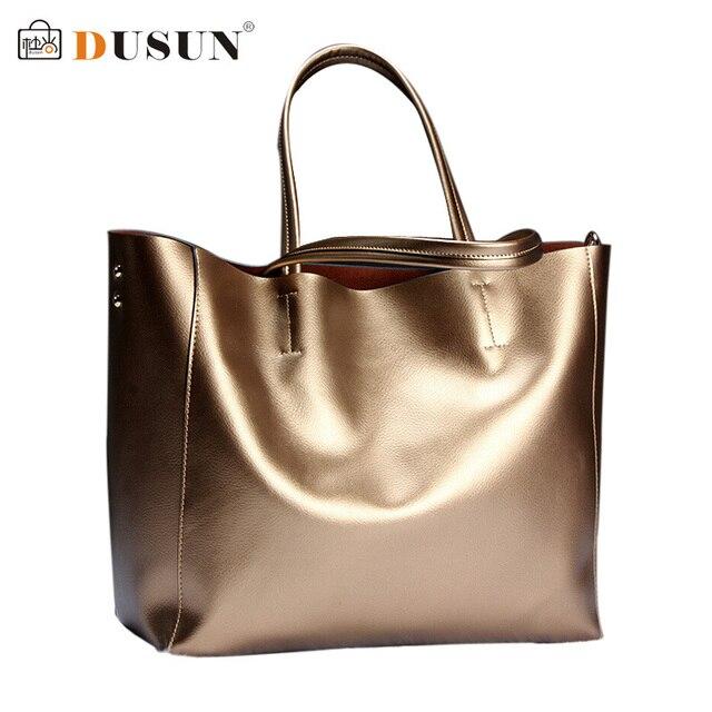 Dusun бренд женщин из натуральной кожи сумки женщины реальные кожаные сумки большие сумки на ремне сумки дизайнер старинные сумка Bolsas femininas