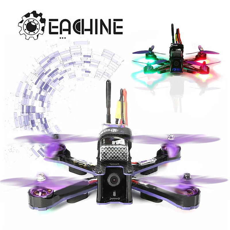 Eachine Assistant X220 FPV Racing Drone Blheli_S F3 6DOF 2205 2300KV Moteurs 5.8g 48CH 200 mw VTX ARF