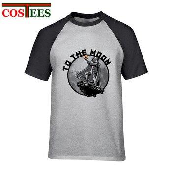 Camiseta con diseño de estrella Bitcoin to the moon para hombre, divertida guerra Darth Vader, camiseta con diseño de bitcoin mashup, camiseta personalizada vintage, camiseta de regalo de seguidor de bitcoin