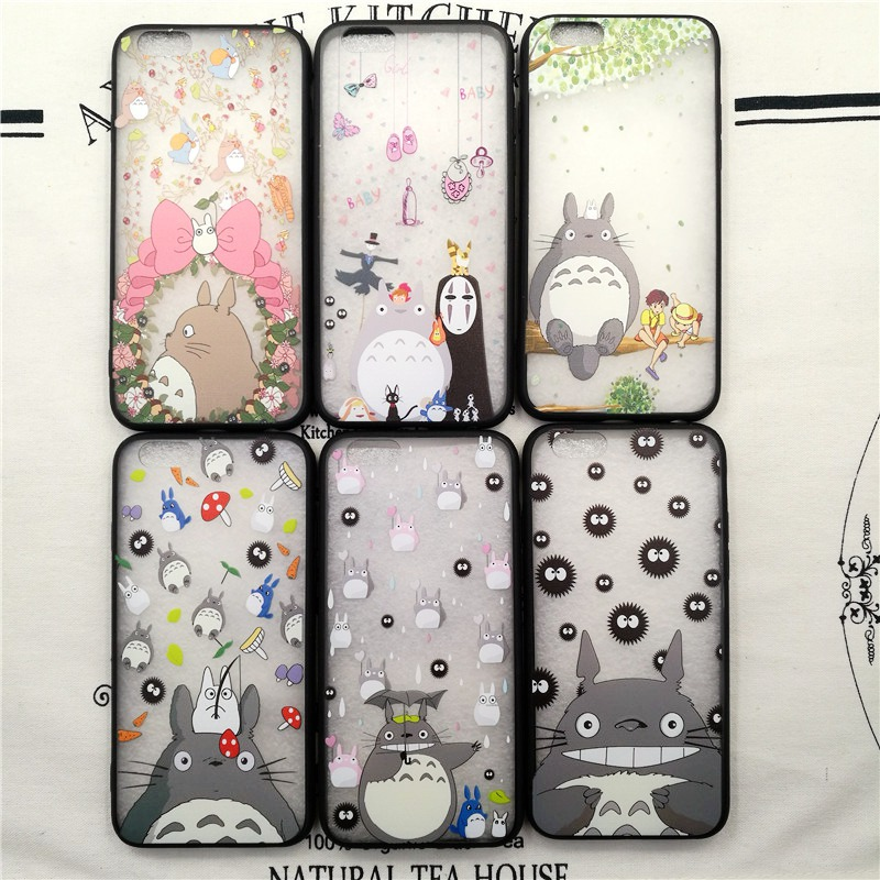 best sneakers 7bd9d 07ce6 Totoro Hayao Miyaz Case for iPhone