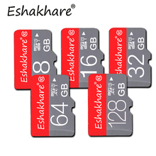 ESHAKHARE Micro SD Card 8G 16G 32G 64G 128G Memory Card Flash TF Card for Phone