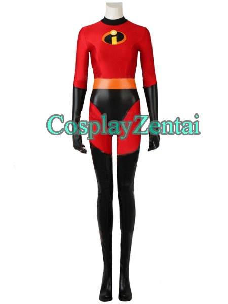the incredibles elastigirl spandex woman catsuit superhero costume halloween costumes for woman
