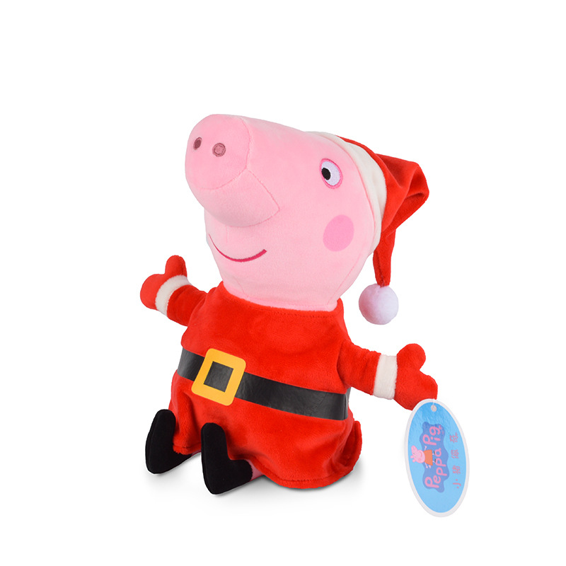 Peppa Pig Cm Peluches George Comprar Navidad 30 Muñeca Familia Pepa 9DWEI2YH