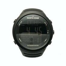 NORTHEDGE Hommes Sport de Randonnée En Plein Air Montre Numérique De Pêche Altimètre Fonctionnement Météo Thermomètre Escalade Smart Clock Heure NE1.