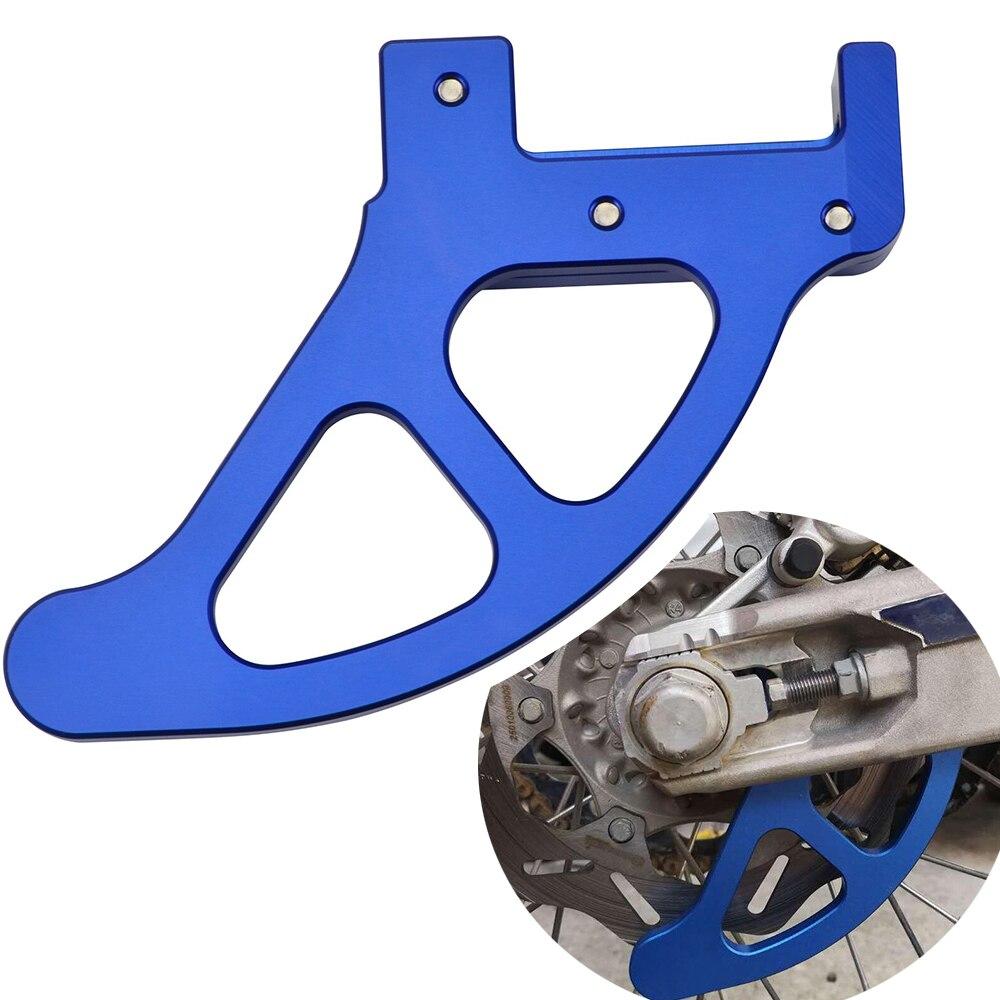 Rear Brake Disc Guard Protector Cover For Husqvarna TE FE TX FX FC 150 200 250 300 350 390 400 450 500 501 2018 2019