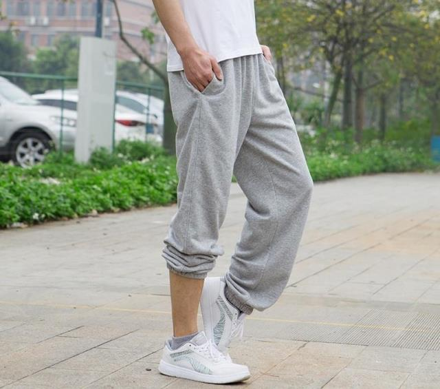 2019 Summer Sport Breathable Sport Running Pants With Zipper Pocket Training Joggings For Men2019 Summer Sport Breathable Sport Running Pants With Zipper Pocket Training Joggings For Men