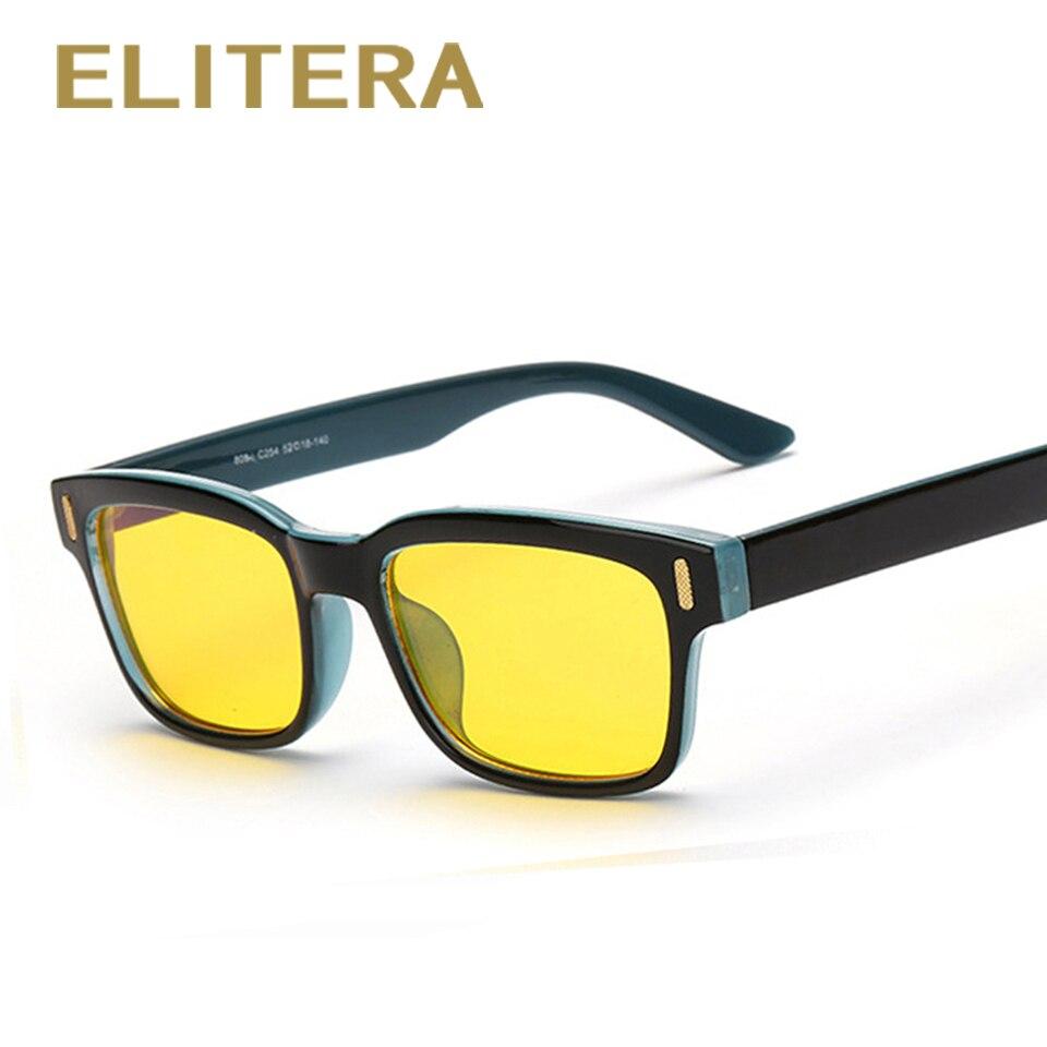 Anti Blau Rays Computer-schutzbrille Lesebrille 100% UV400 strahlenresistente Gläser Computer Gaming Gläser