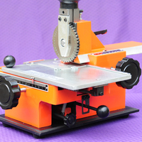 Semi Automatic metal plate Labeling Machine