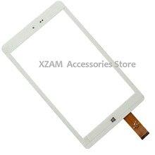 Сенсорный экран дигитайзер для chuwi Hi8 Intel Z3736F четырехъядерный ПК Планшеты 8 дюймов Сенсорная панель Замена датчика