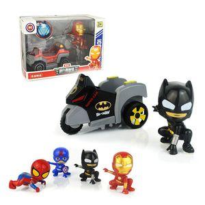 Marvel Avenger Figure Toy Spid