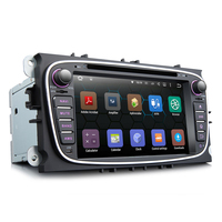 Eonon 7 Android Quad Core 2 DIN Car Radio Player GPS For Ford Mondeo Focus S