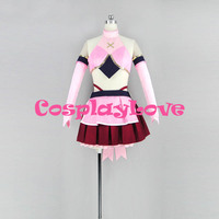Kaitou Tenshi Twin Angel Break Uniforms Cosplay Costumes High Quality Stock Cusotm Made For Halloween Christmas