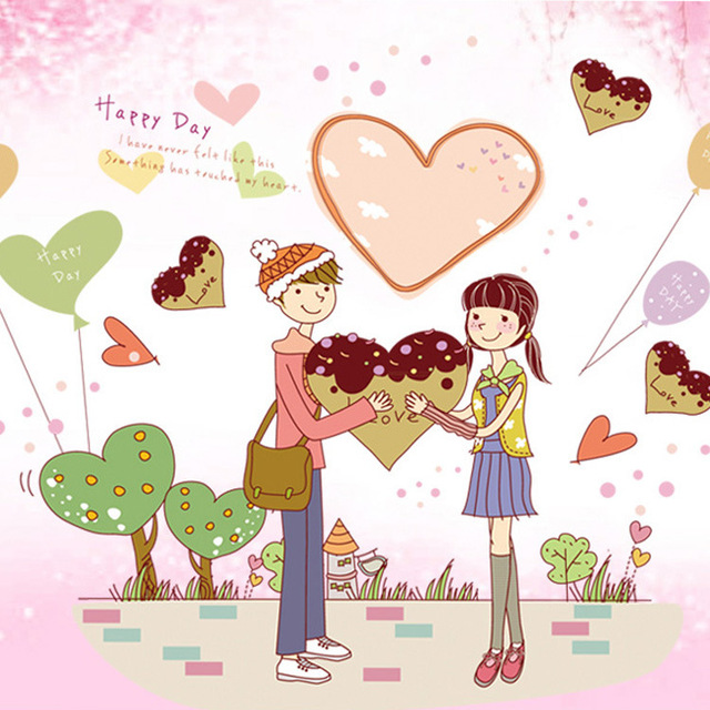100+ Gambar Animasi Lucu Dan Romantis Terbaik