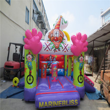 high quality Jump Bounce House Inflatable Bouncer CE/UL blower YLW-bouncer 189
