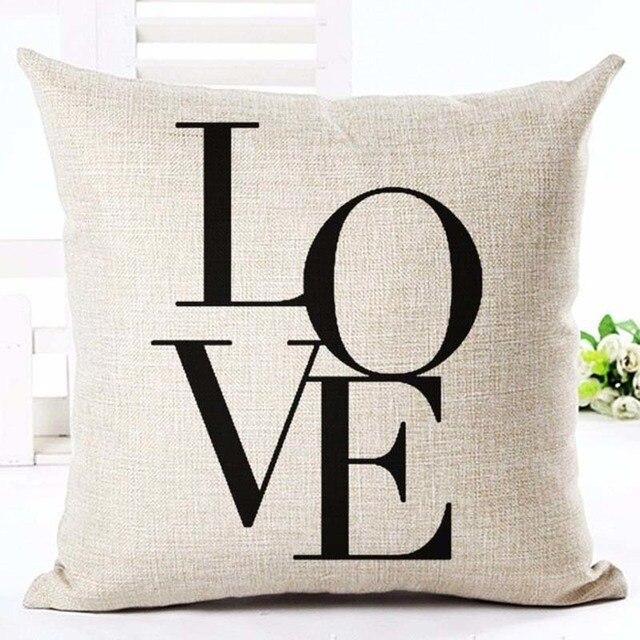 Home Linen Pillowcase Size: 45cm WT0057 Color: 17