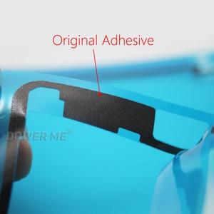 Image 2 - Dower لي 10 قطعة/الوحدة الجبهة الإطار ملصق lcd شاشة عرض للماء لاصق لسوني اريكسون اللوحي z4 SGP771 SGP712