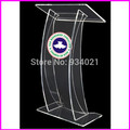 Free Shipping Church Podium, Acrylic Plastic Pulpit, Church Pulpit Designs