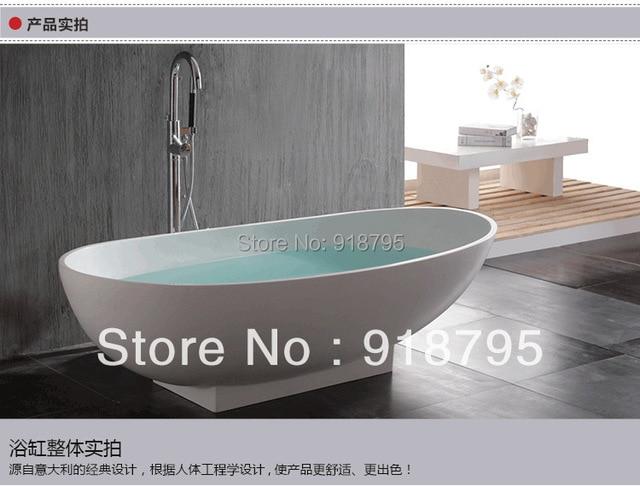 Vasca Da Bagno Freestanding Corian : Mm superficie solida pietra cupc approvazione vasca da