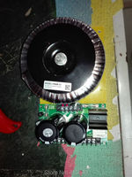 Leadshine PS806 68 постоянного тока и 6A непрерывной при 220 В переменного тока линейный Питание 180 250 В переменного тока Вход