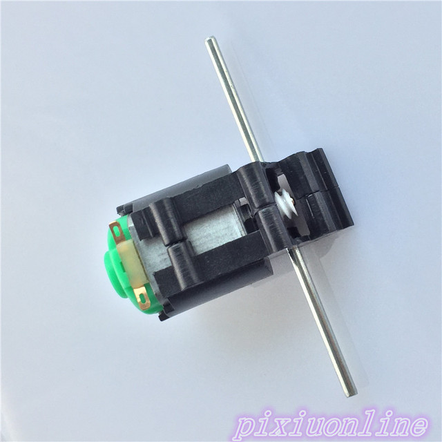 1suit J149Y Double Shaft Bevel Angle Gear Motor Suit Worm Reducer 3-6V DIY Parts High Quality On Sale