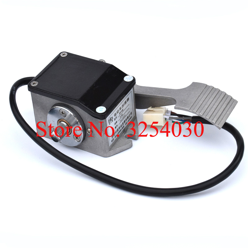 US $56.0 |EFP 005 0 5Kokm 5 Wires Ordinary Plug Foot Pedals Forklift on