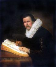 Portrait artwork A scholar Rembrandt van Rijn oil Painting Canvas Art Reproduction High quality hand painted